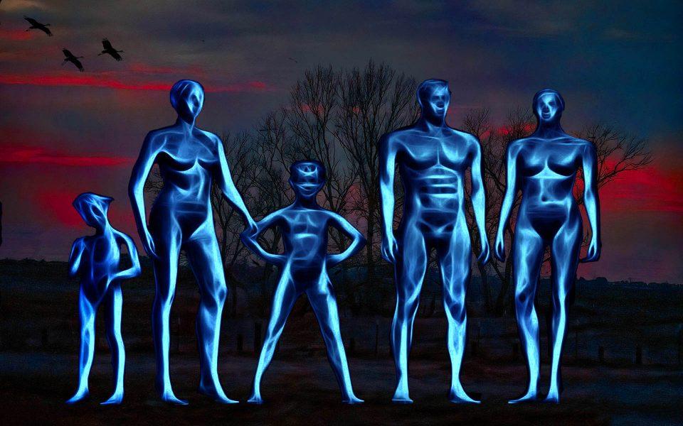 Glow Family - Truman Holtzclaw