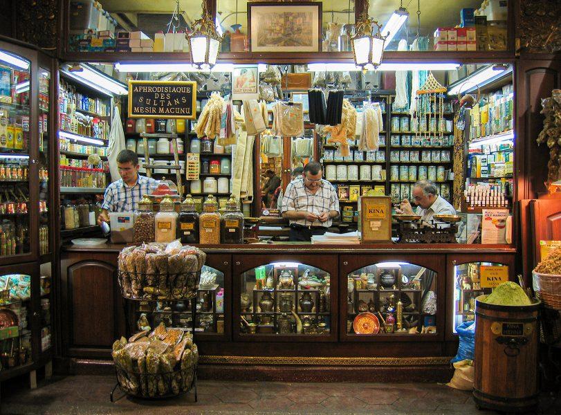 Turkish Pharmacy Grand Bizarre Istanbul - Gary Cawood
