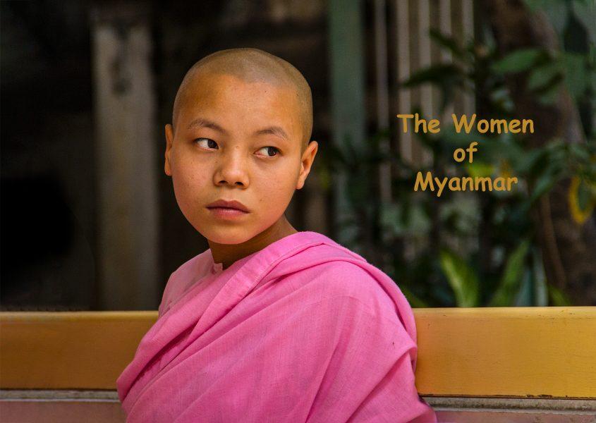 The Women of Myanmar 01 - Gary Cawood