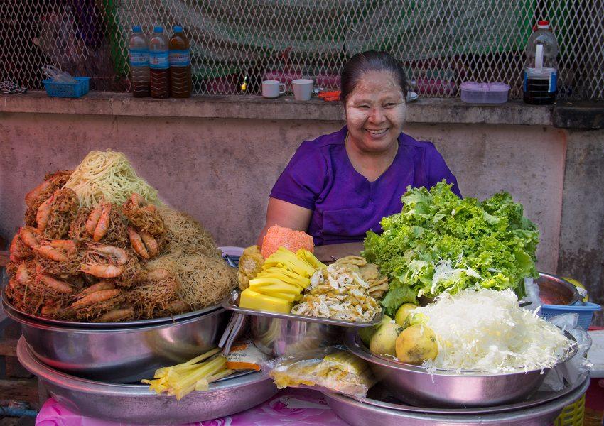 The Women of Myanmar 03 - Gary Cawood