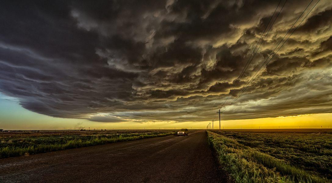 Storm Chasing - Tornado Alley 04 - Don Goldman