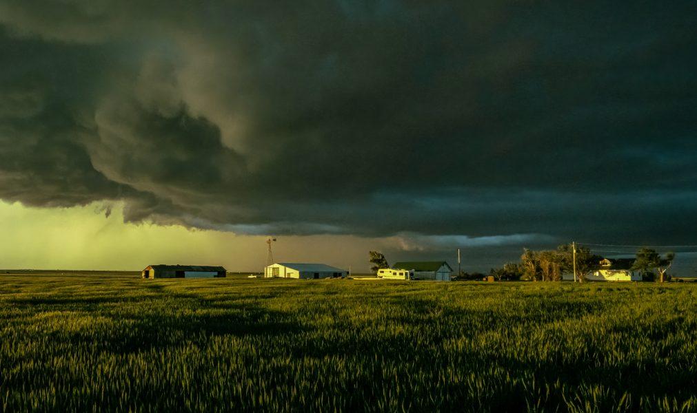 Storm Chasing - Tornado Alley 05 - Don Goldman