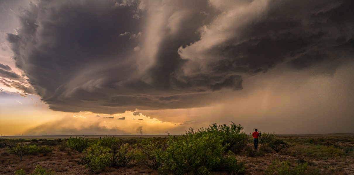 Storm Chasing - Tornado Alley 06 - Don Goldman