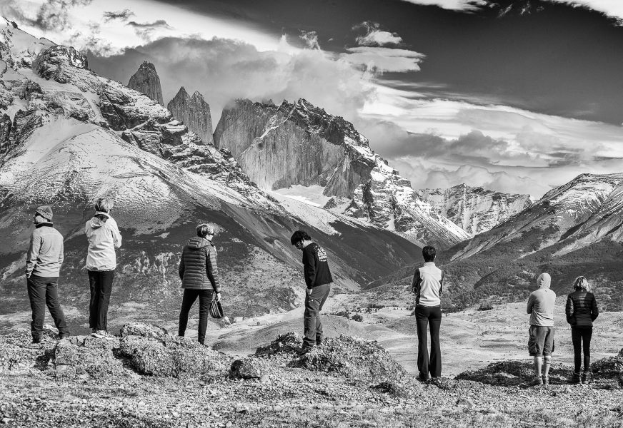 A Patagonia Moment to Remember - Pat Honeycutt