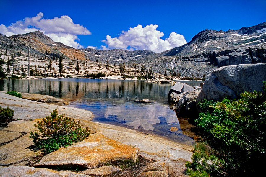 Twin Lakes Desolation Wilderness - Robert Benson