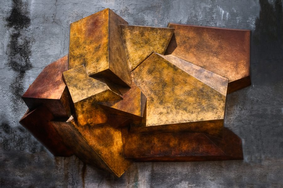 Cubism in 2D - Lucille van Ommering