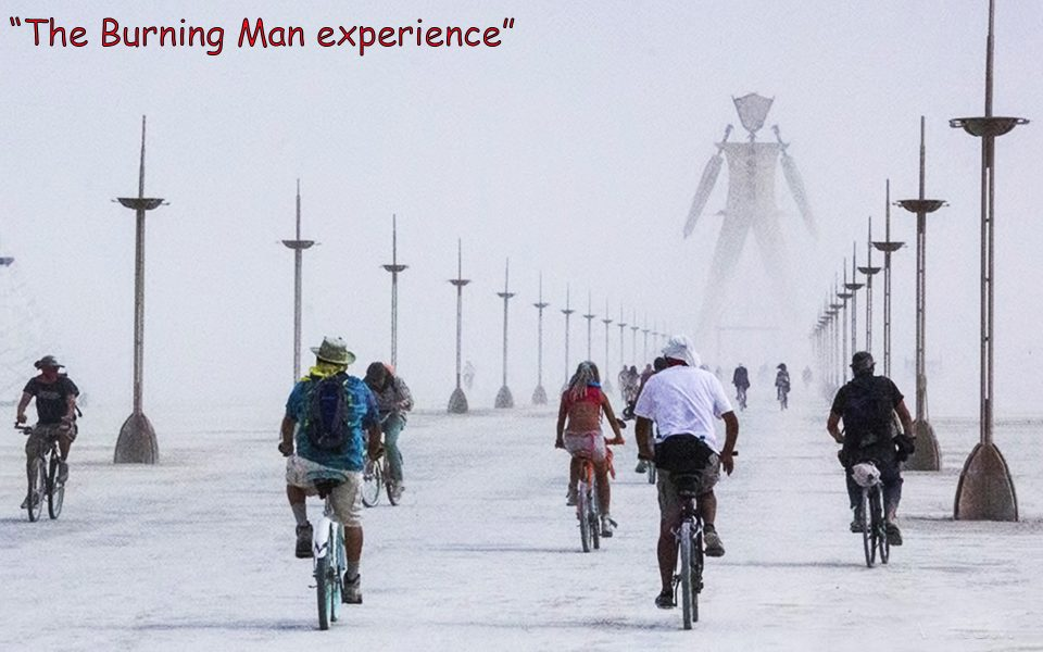 The Burning Man Sequence 01 - Truman Holtzclaw