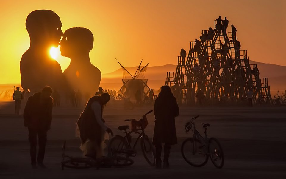 The Burning Man Sequence 05 - Truman Holtzclaw