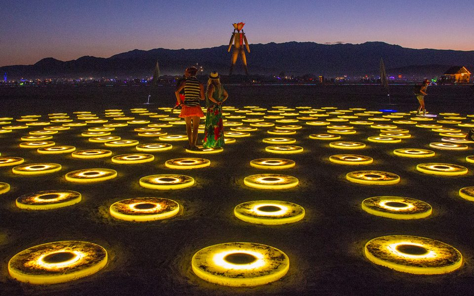 The Burning Man Sequence 06 - Truman Holtzclaw