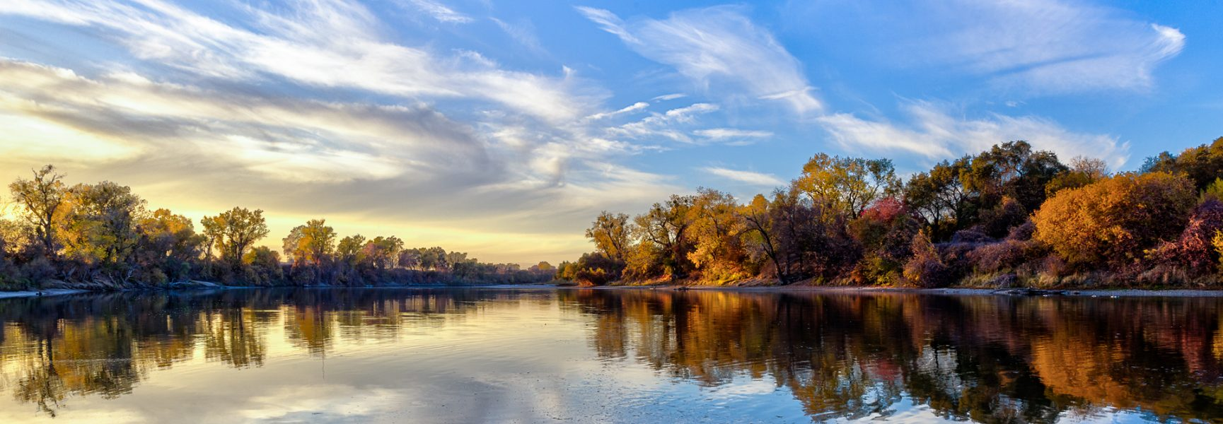 Sunset on the American River - Doug Arnold