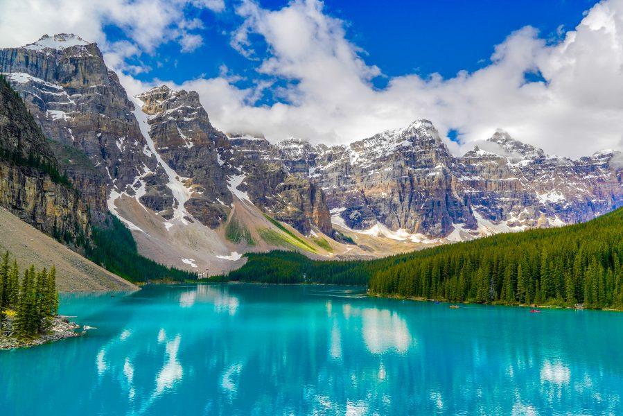 Moraine Lake Canada - Deatley Cahill