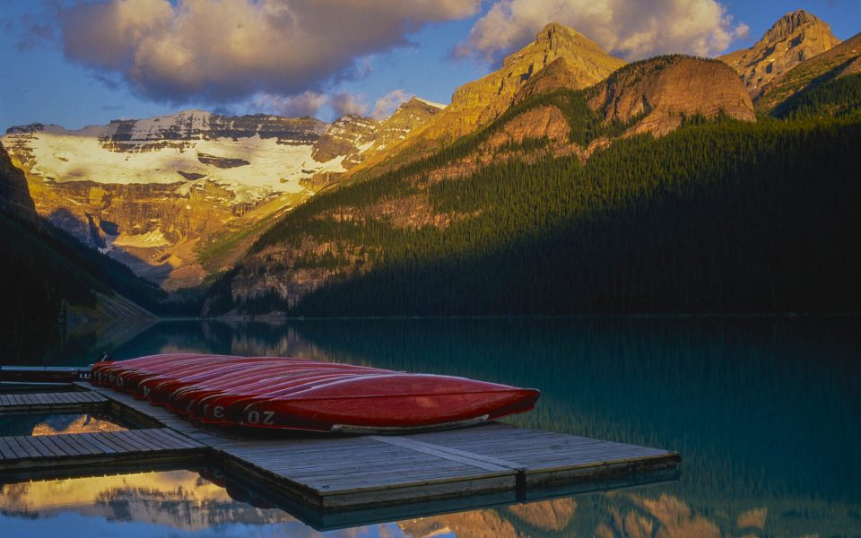 Lake Louise Canada - Truman Holtzclaw
