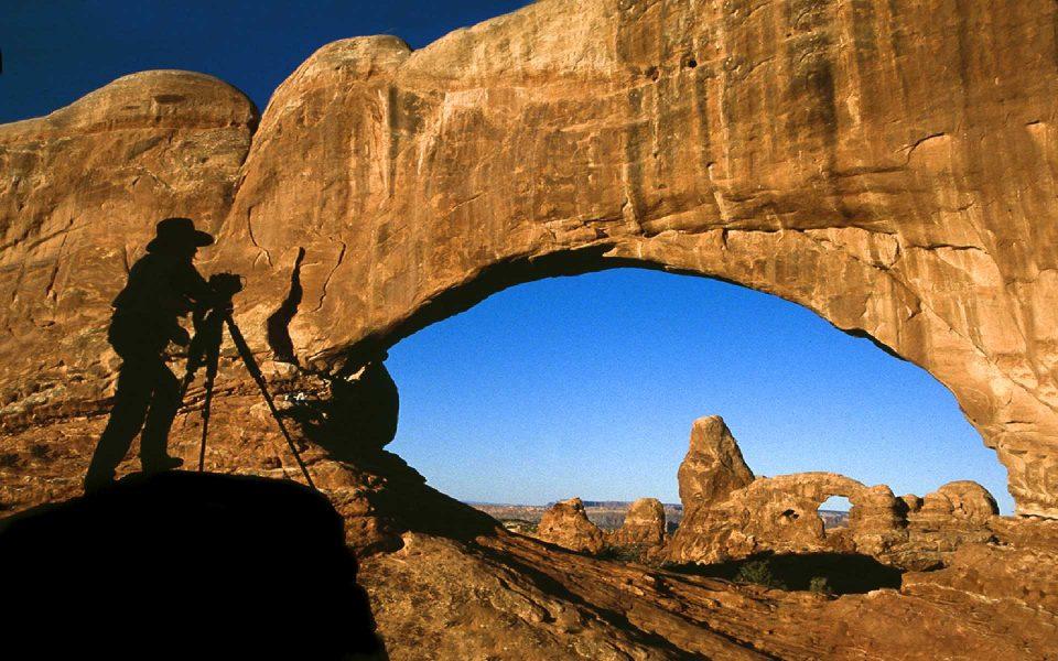 North Arch, Arches Nat'l Park - Truman Holtzclaw