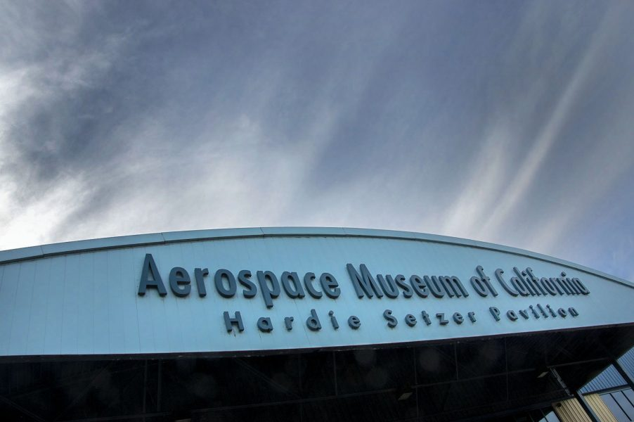 Aerospace Museum 01 - R Mahoney