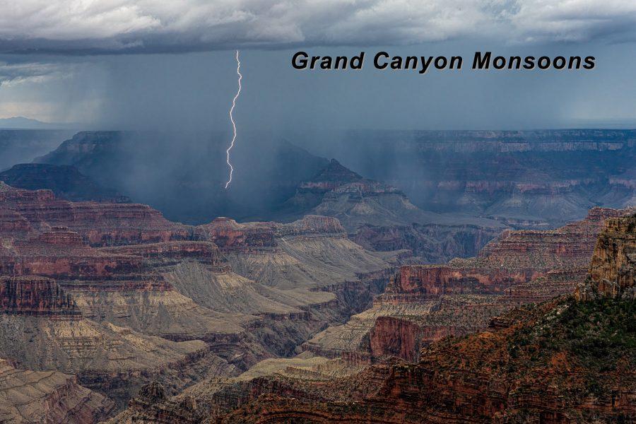 Grand Canyon Monsoons 01 - Don Goldman