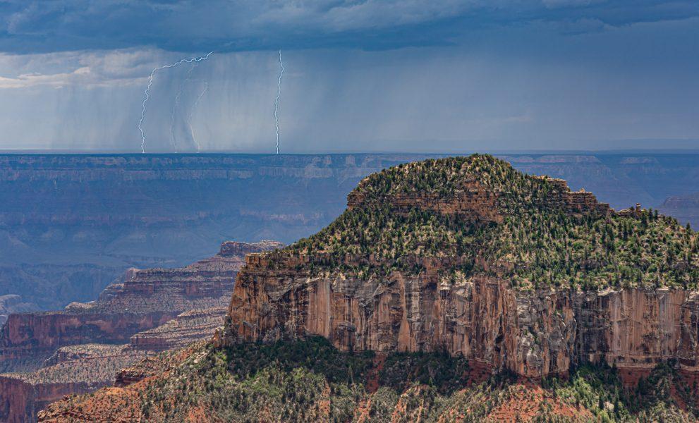 Grand Canyon Monsoons 02 - Don Goldman
