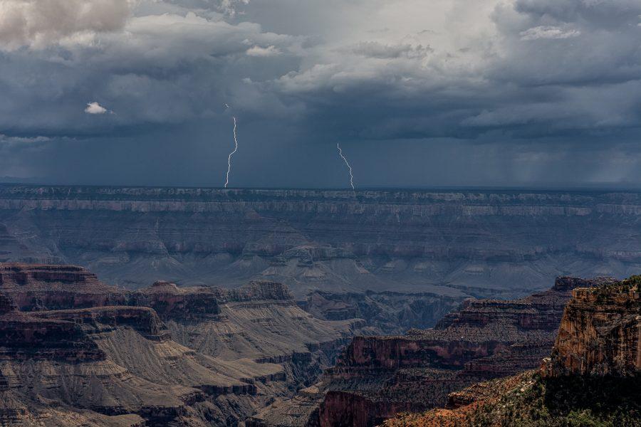 Grand Canyon Monsoons 03 - Don Goldman