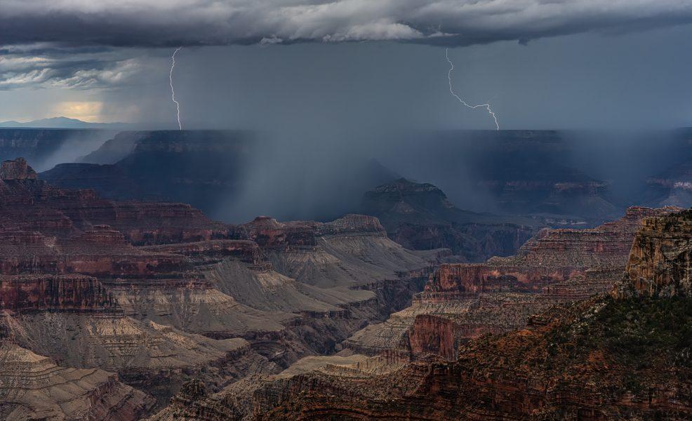 Grand Canyon Monsoons 04 - Don Goldman