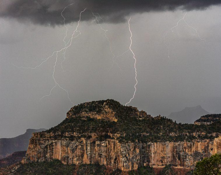 Grand Canyon Monsoons 05 - Don Goldman