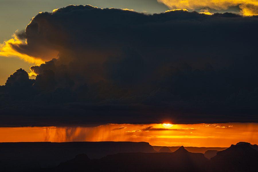 Grand Canyon Monsoons 07 - Don Goldman