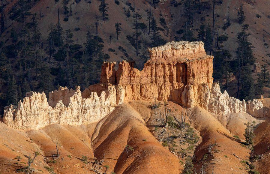 Bryce Sand Stone Formations - Julius Kovatch