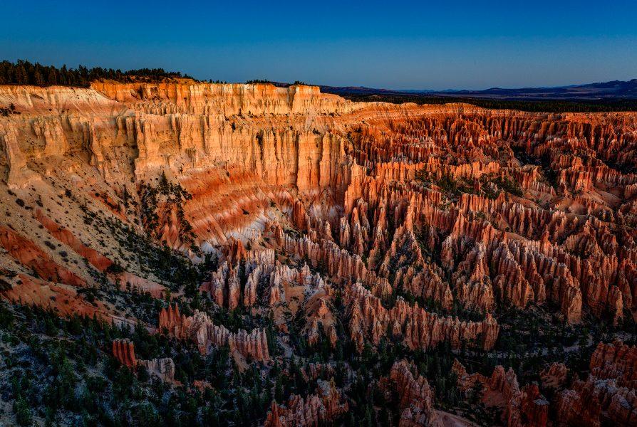 Bryce Canyon Amphitheatre At Sunrise - Doug Arnold