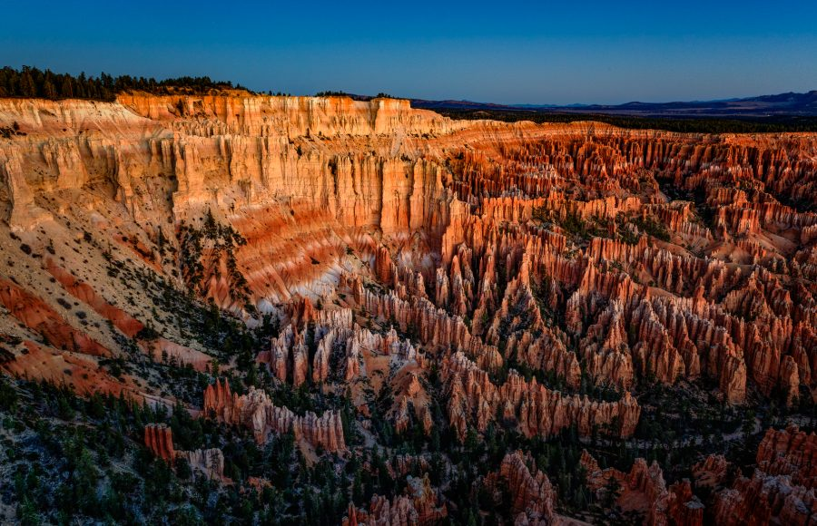 Bryce Canyon Amphitheatre At Sunrise - Doug Arnold
