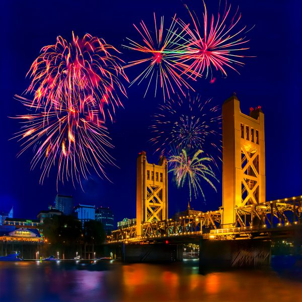 Independence Day Celebration - Lucille Van Omerring
