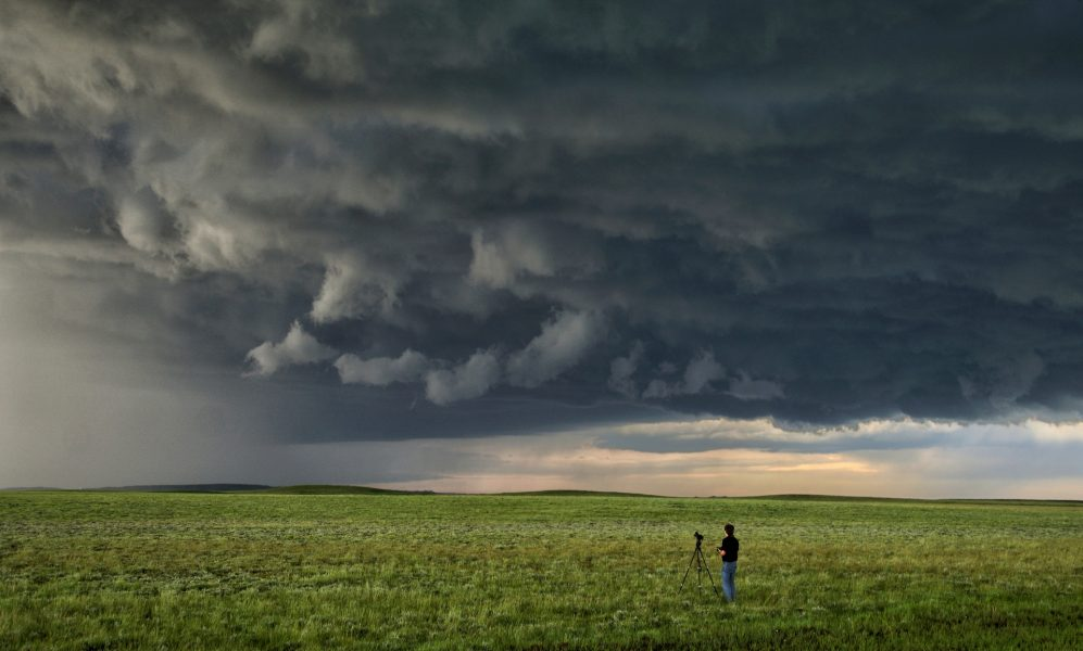 Storm Watching - Jeanne Snyder