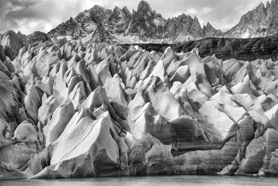 Grey Glacier & Peaks, Patagonia - Patricia Honecutt