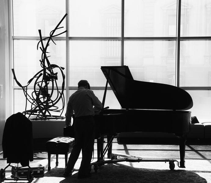 Piano Tuner - Jeanne Snyder