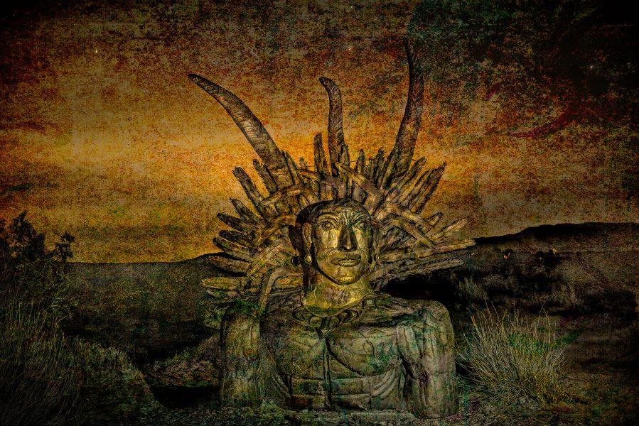 Indian Apparition - Don Goldman