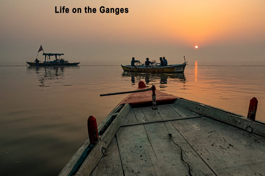 Life on the Ganges-1 - Don Goldman