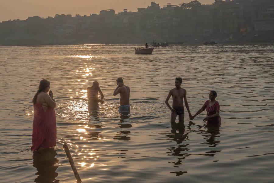 Life on the Ganges-2 - Don Goldman