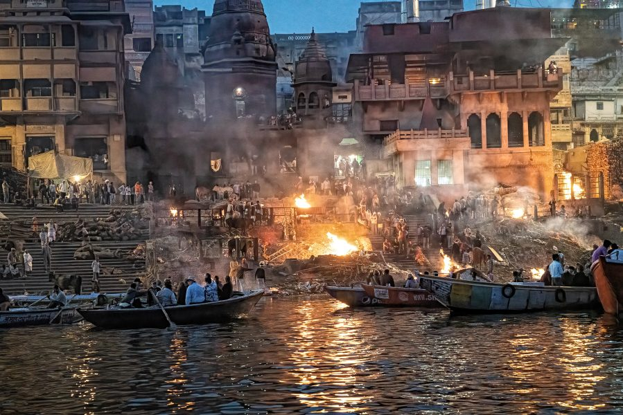 Life on the Ganges-6 - Don Goldman