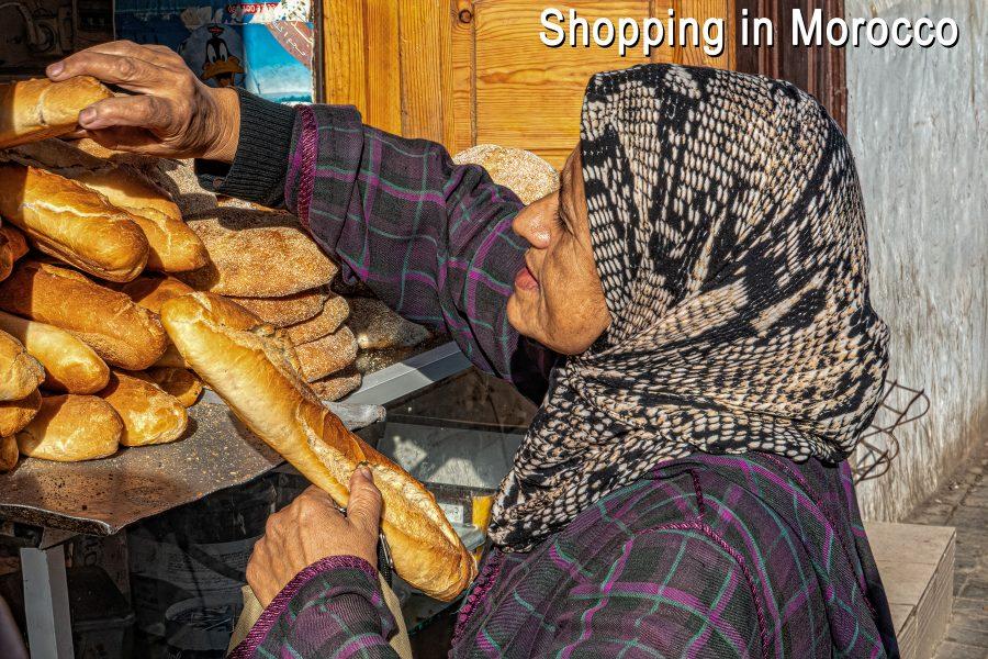 Shopping in Morocco 01 - Don Goldman