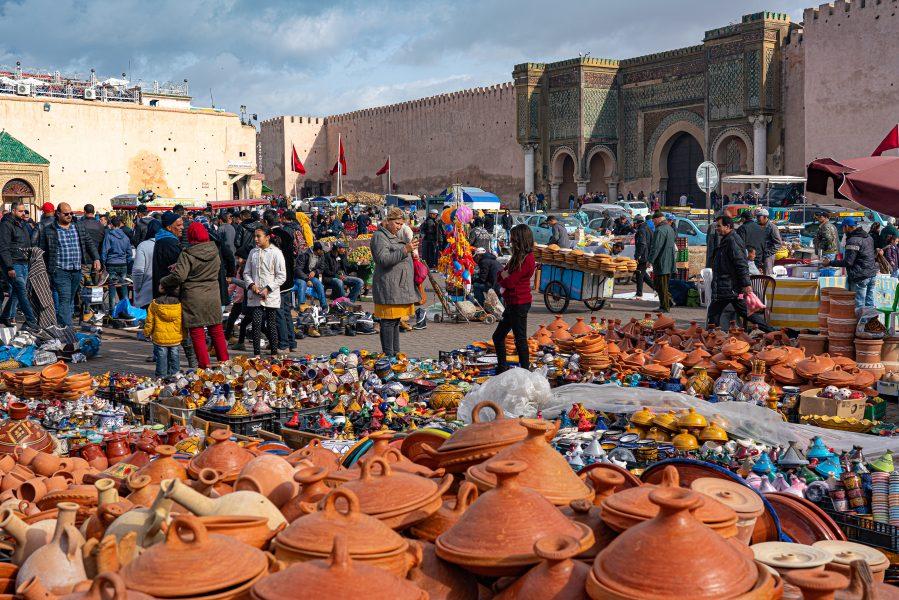 Shopping in Morocco 03 - Don Goldman
