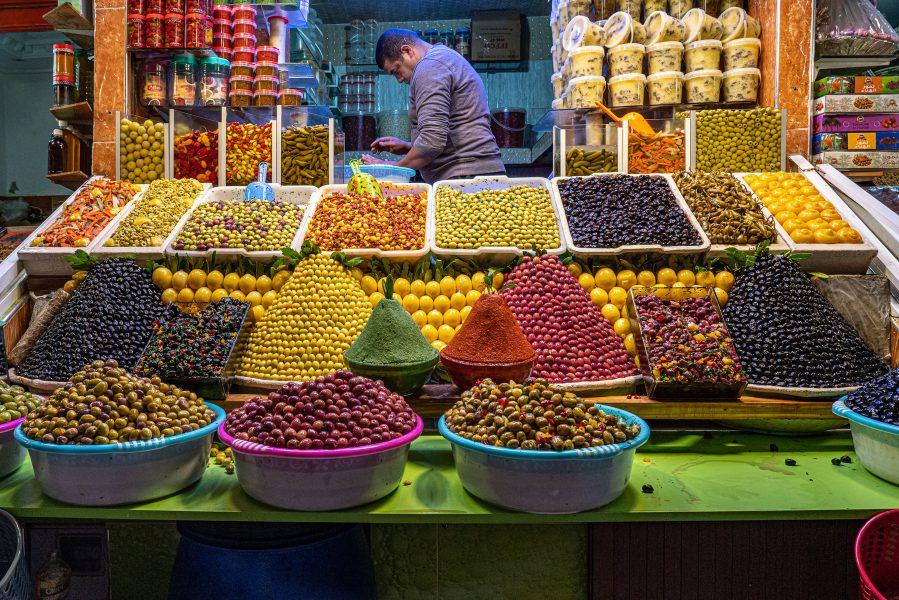 Shopping in Morocco 04 - Don Goldman