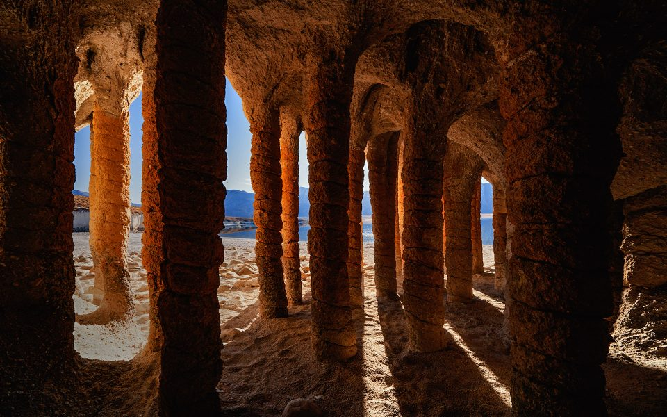 Crowley Lake Columns - Truman Holtzclaw