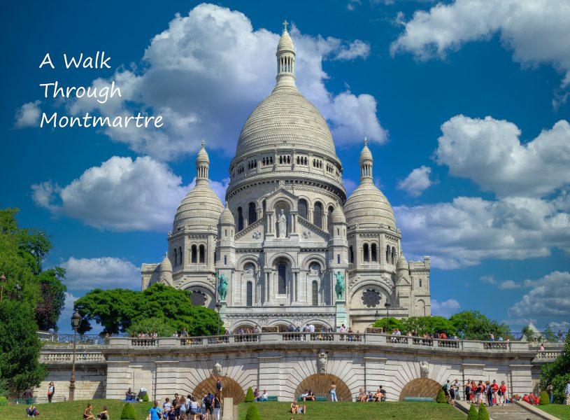 A Walk Through Montmartre 01 - Doug Arnold