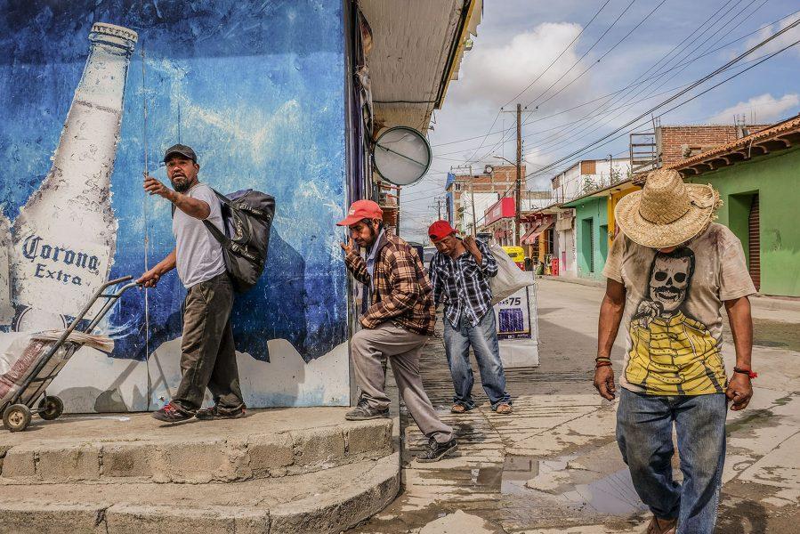 Buzzed Oaxaca - Kathleen Grady