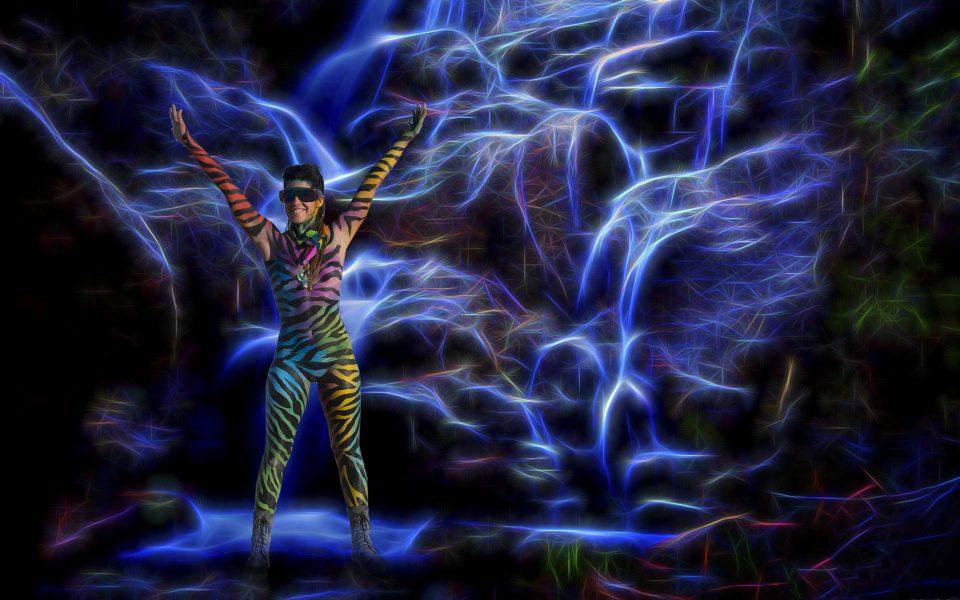 Waterfall Magic - Truman Holtzclaw