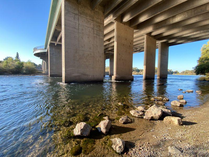 Under Watt Avenue Bridge 06 - Theo Goodwin