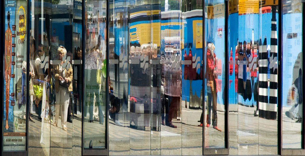 Bus Stop - Bob Hubbell