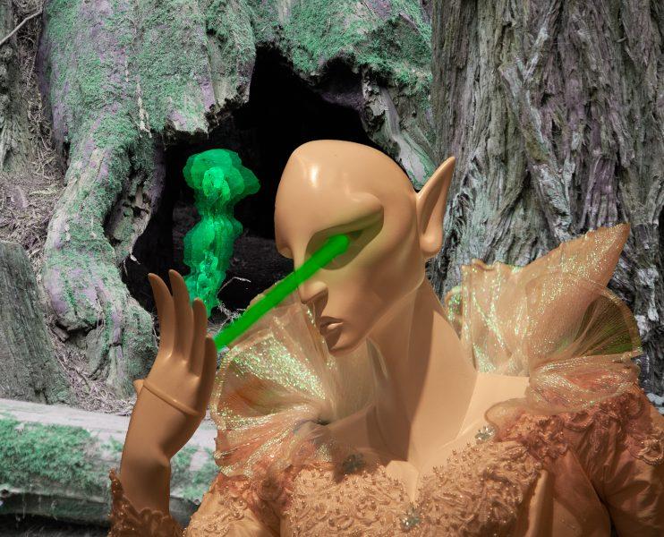 Elf Queen Magic - Kristian Leide-Lynch