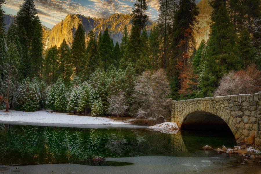 View From Stoneman Bridge - Doug Arnold