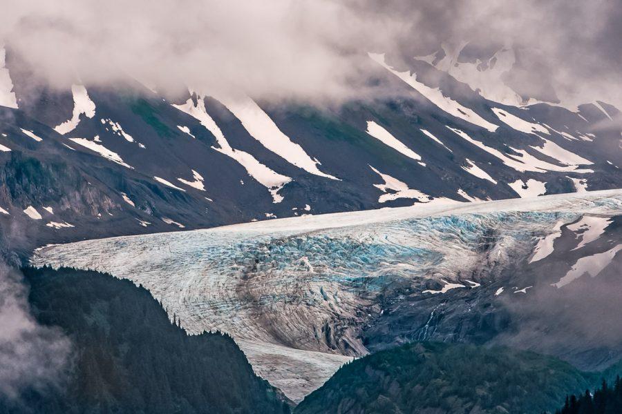 Alaskan Glacier - Gary Ritchie
