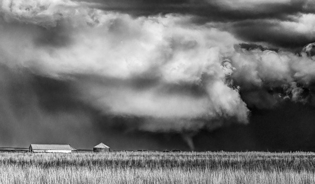 Kansas Tornado - Don Goldman
