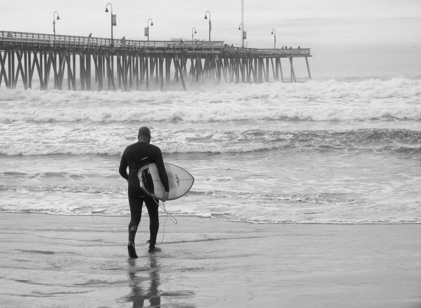 Surf Bound - Steve Papinchak