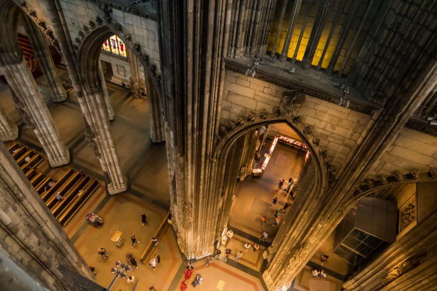 Cologne Cathedral - Glen Cunningham